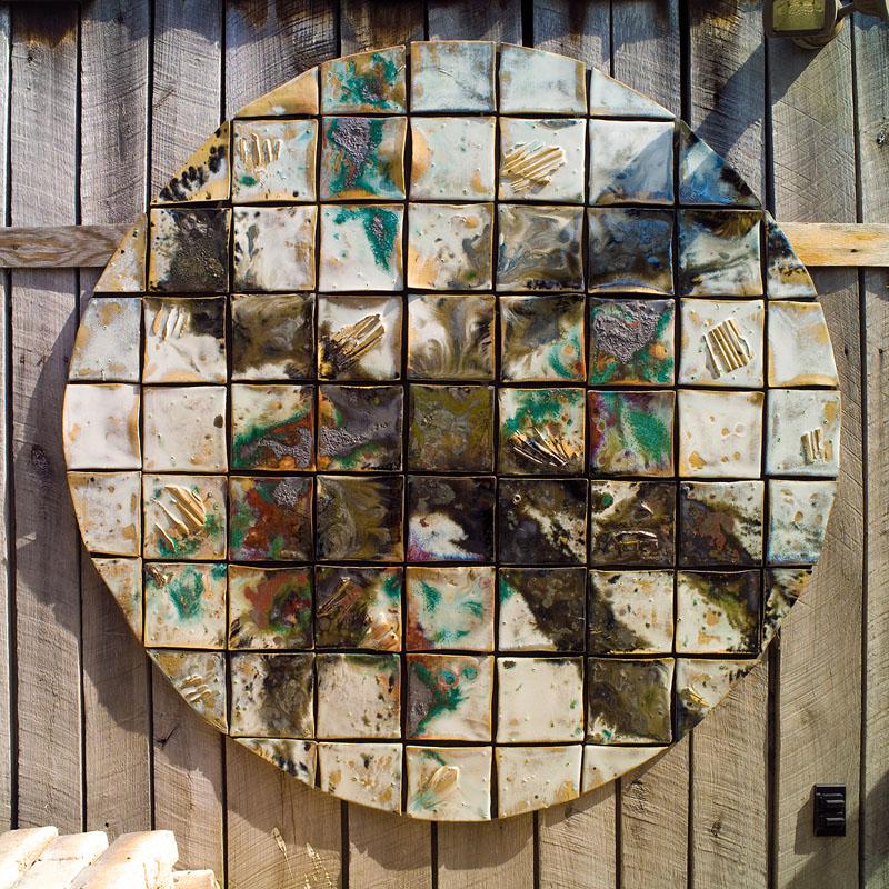 Ceramic Art Tile : Ceramic art tile